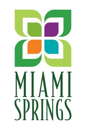 Miami Springs Logo in color