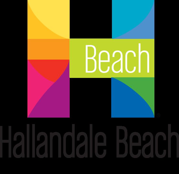 Hallandale Logo in Color