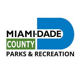 Miami Dade Parks Logo in color
